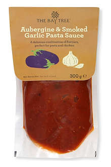 THE BAYTREE Aubergine & Smoked Garlic pasta sauce 300g