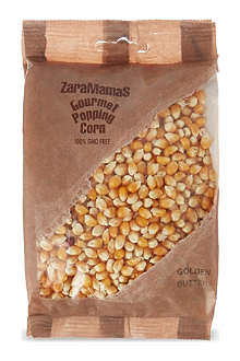 ZARAMAMA Golden Butter gourmet popping corn 400g