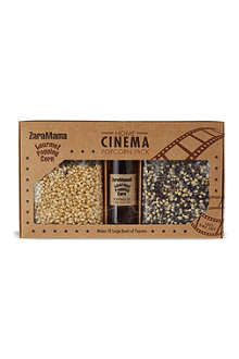 Home cinema popcorn pack