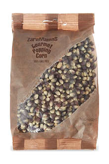 ZARAMAMA Midnight blue gourmet popping corn 400g