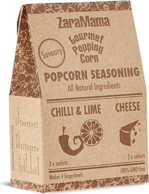 NONE Savoury popcorn seasoning 40g