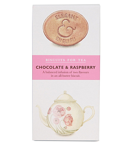 ARTISAN Chocolate & Raspberry biscuits 125g