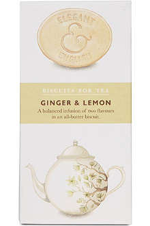 ARTISAN Ginger & Lemon biscuits 125g