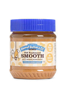 PEANUT BUTTER & CO. Old Fashioned Smooth peanut butter 340g