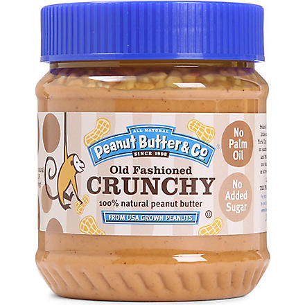PEANUT BUTTER & CO. Old Fashioned Crunchy peanut butter