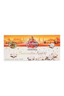 WICKLEIN Stollen star bites 200g
