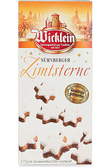 WICKLEIN Cinnamon star biscuits 175g
