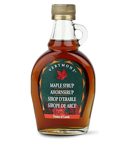 CONDIMENTS & PRESERVES Maple Syrup 187ml