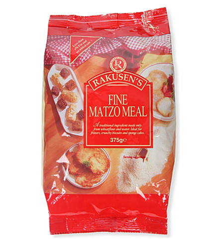 RAKUSEN Fine matzo meal 375g