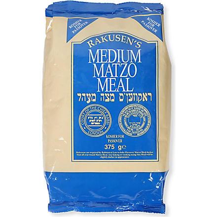 RAKUSEN Matzo meal medium 375g