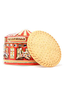CHURCHILL'S Carousel tin with shortbread 300g