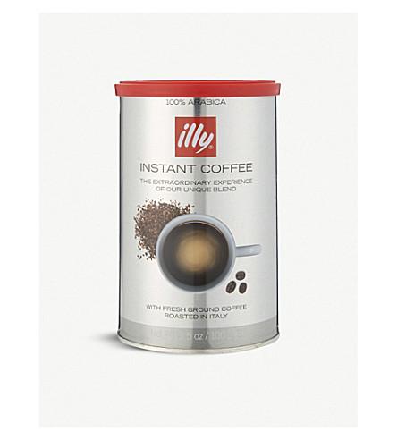 ILLY 即时咖啡100g