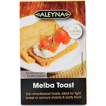 ALEYNA Aleyna melba toast 100g