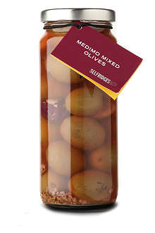 SELFRIDGES SELECTION Medimo mixed olives 345g