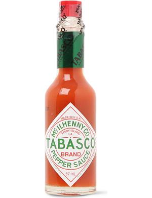 TABASCO Original Red pepper sauce 57ml