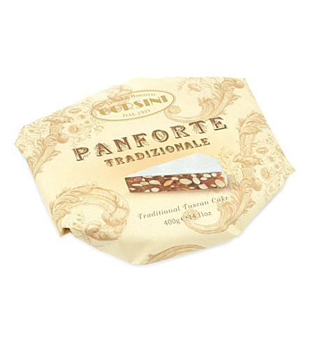 CORSINI Traditional Tuscan panforte 400g
