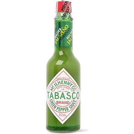 TABASCO Green Jalapeño pepper sauce 57ml