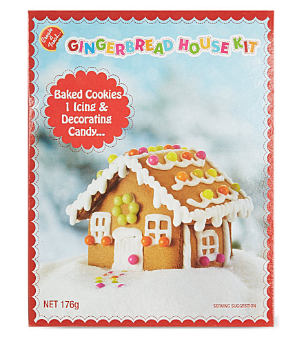 CHRISTMAS Small gingerbread house
