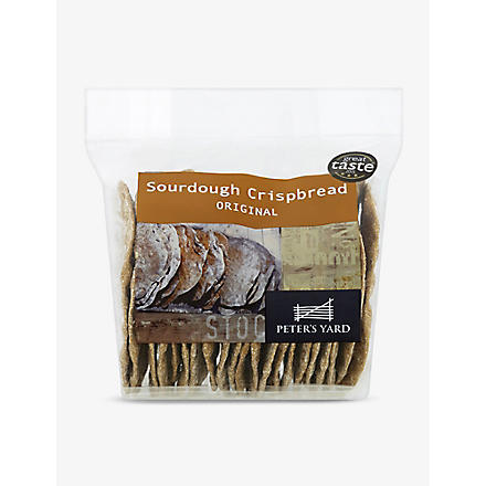 PETER'S YARD Artisan Swedish crispbread