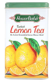 HAZER BABA Turkish instant granulated lemon tea 250g