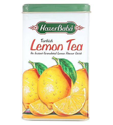HAZER BABA Turkish instant granulated lemon tea 250g