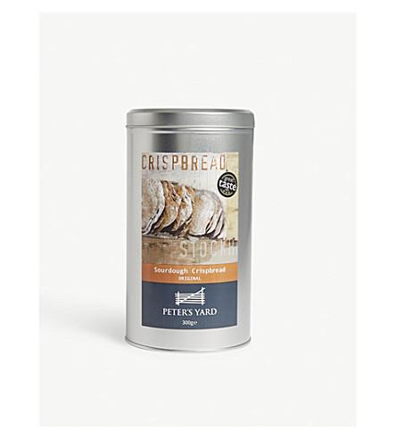 PETER'S YARD Artisan crispbread standard size tin 300g