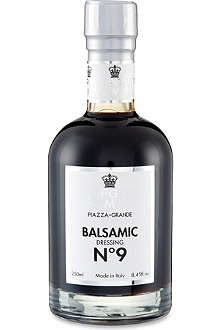 PIAZZA GRANDE MODENA Balsamic dressing No. 9 250ml