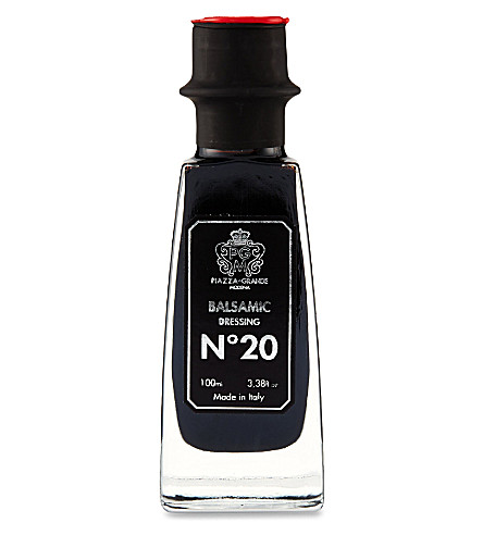 PIAZZA GRANDE MODENA No. 20 balsamic dressing 100ml