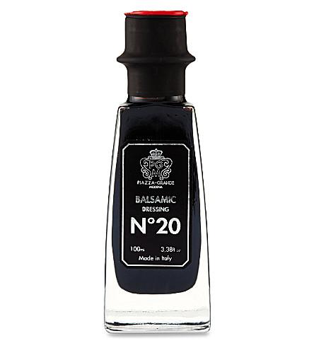 PIAZZA GRANDE MODENA No. 20 balsamic dressing 100ml
