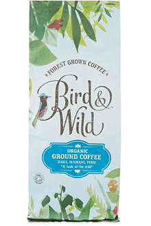 BIRD & WILD Organic Peru ground coffee 227g