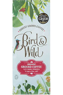 BIRD & WILD Ethiopia ground coffee 227g