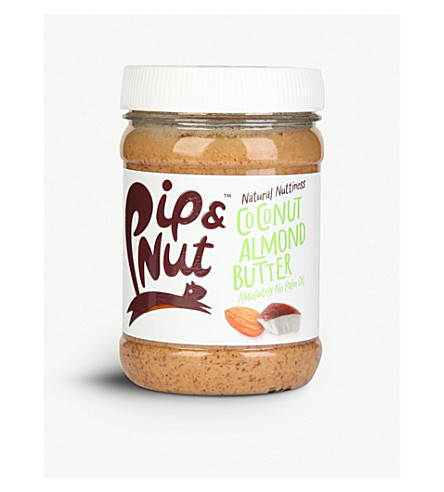 CONDIMENTS & PRESERVES Coconut almond butter jar 250g