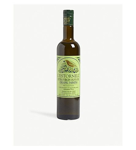 OILS Organic extra virgin olive oil 750ml