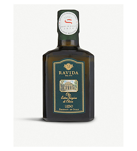 RAVIDA Extra virgin olive oil 250ml