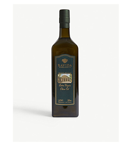 OILS Extra virgin olive oil 750ml