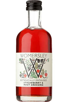 WOMERSLEY Strawberry and Mint dressing 250ml