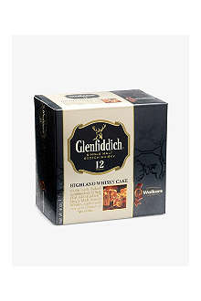 GLENFIDDICH Glenfiddich Highland whisky cake 400g