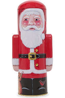 WALKERS Santa biscuit tin 200g