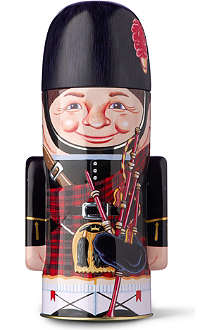 WALKERS Bagpiper shortbread tin 225g
