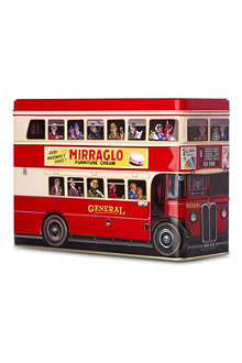 WALKERS Assorted biscuits in London bus tin 500g