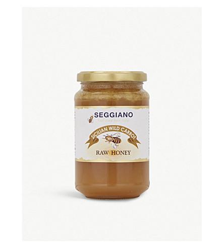 Raw wild carrot honey 500g