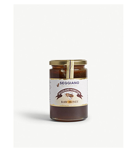 SEGGIANO Woodland Honeydew honey 500g
