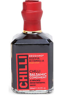 SEGGIANO Chilli balsamic 250ml