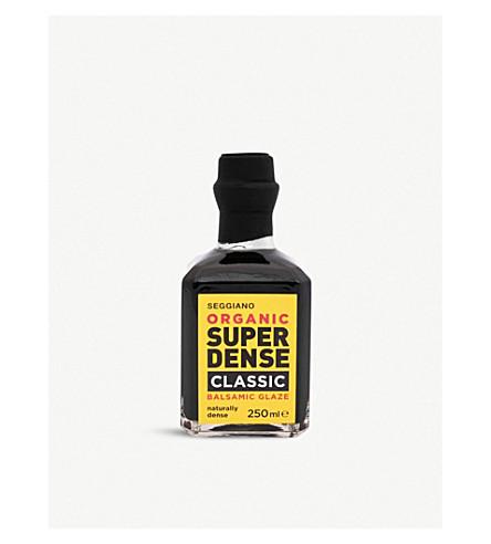 SEGGIANO 有机超浓黑醋釉250毫升