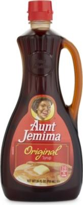 AUNT JEMIMA AUNT JEMIMA