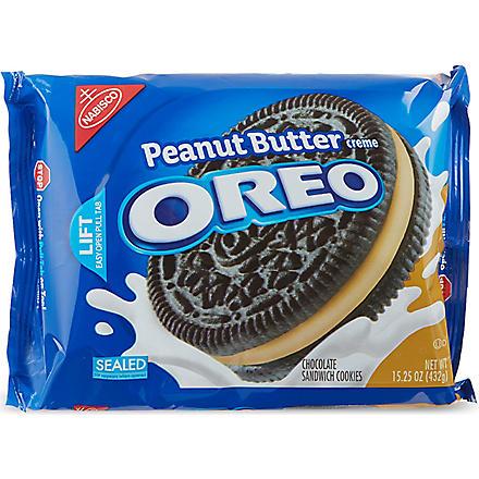 Peanut Butter Creme Oreo cookies