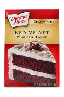 DUNCAN HINES Red Velvet cake mix