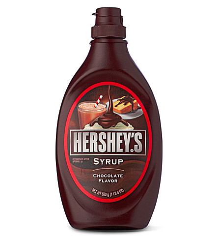 HERSHEY'S Chocolate syrup 680g