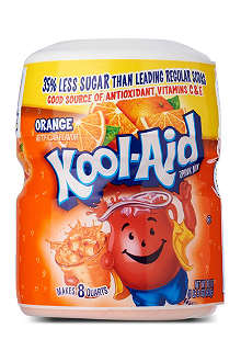KOOL-AID Orange fruit drink mix 538g