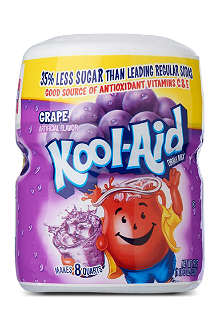 KOOL-AID Grape fruit drink mix 538g